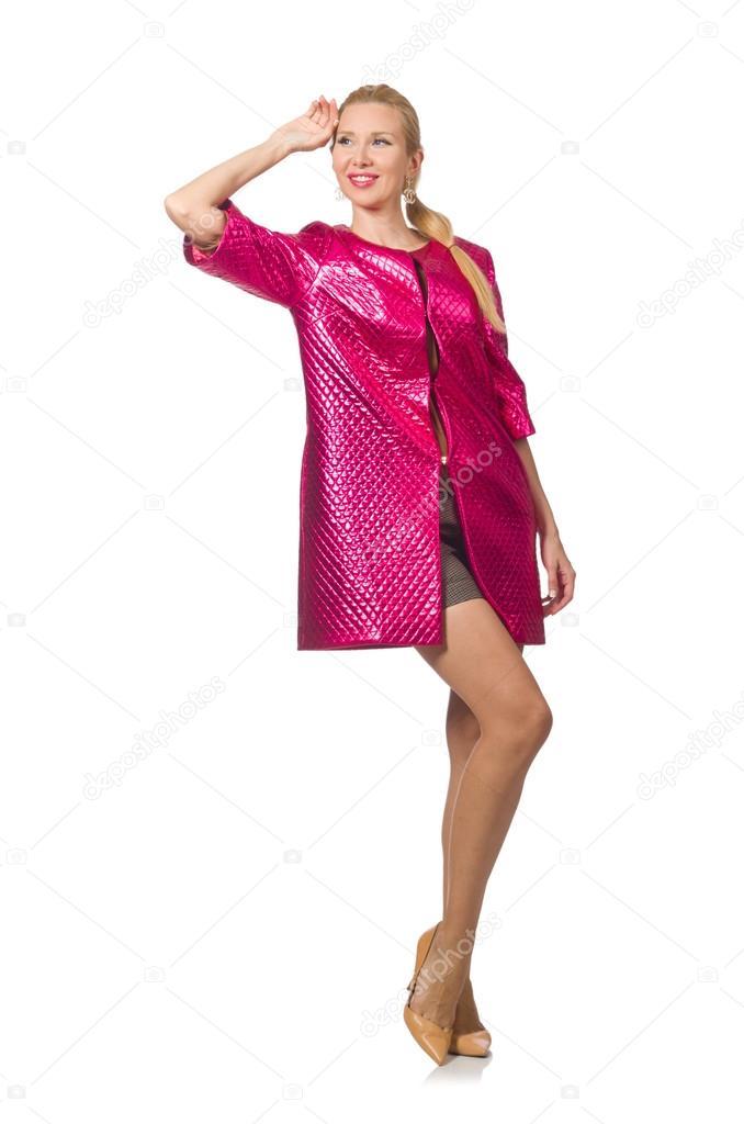 Donna in concetto di abbigliamento di moda foto stock for Concetto aperto di piani coloniali