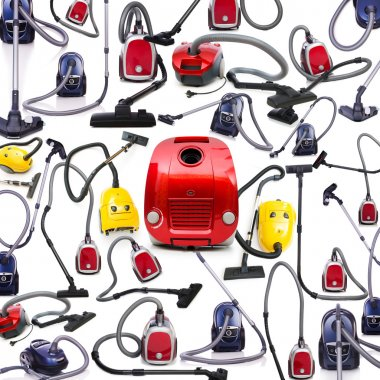 Many vacuum cleaners