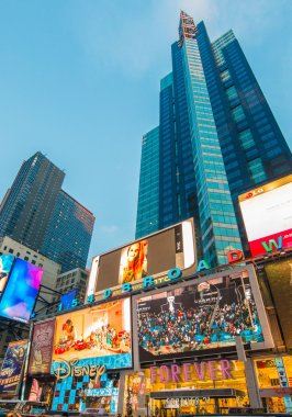 Times Square  in USA, New York.