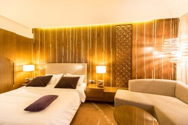 Room in Park Chalet Hotel