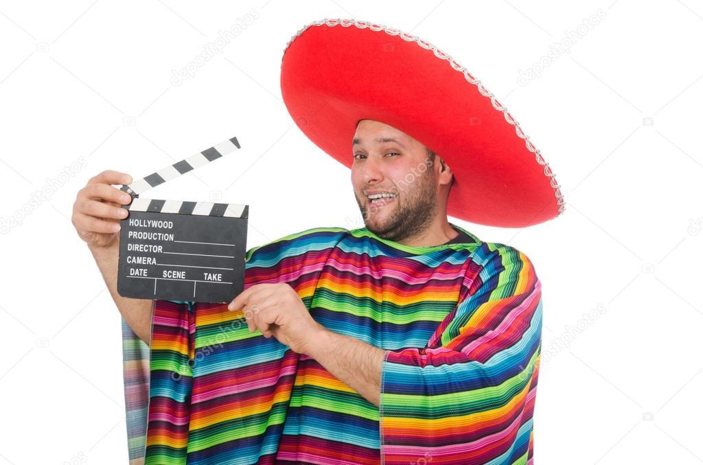 Мексиканец похотливый