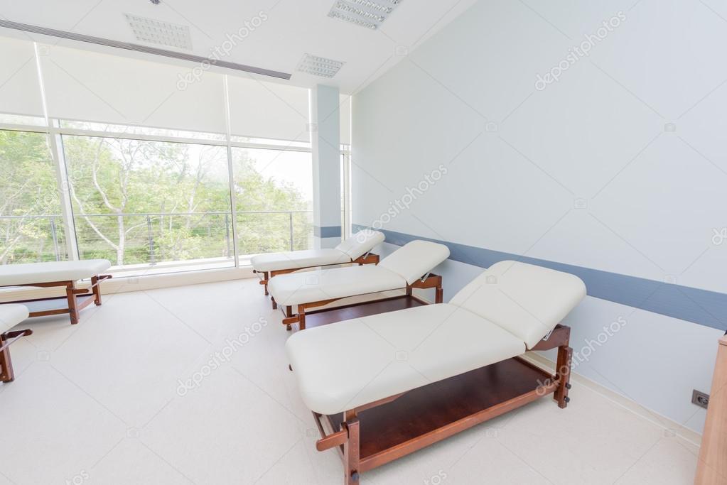 Chambre à l\'hôpital moderne — Photographie Elnur_ © #85866236