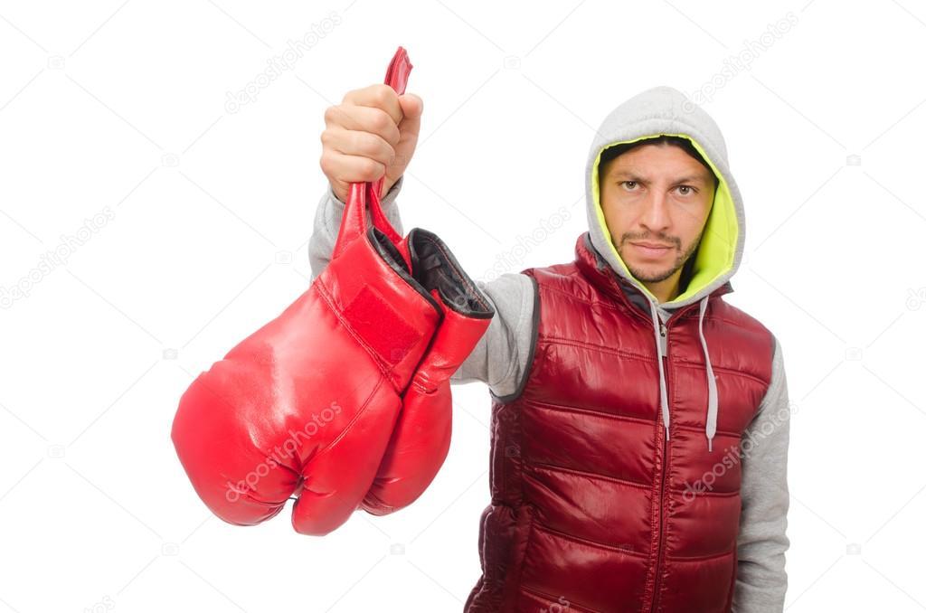 Человеку, занятому в сфере бизнеса кожаные перчатки сулят крупный, доходный договор, заключенный им.
