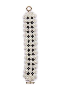 Nice bracelet isolated on the white