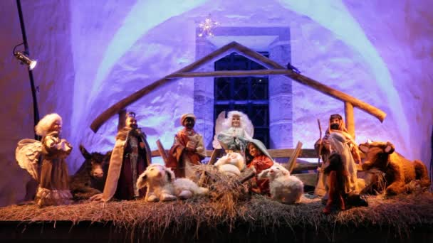 Geburt von jesus