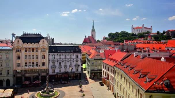 Staré město na Slovensku