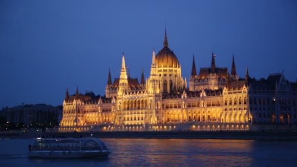 budapest parlament éjjel