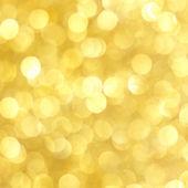 Zlatá slavnostní vánoční pozadí