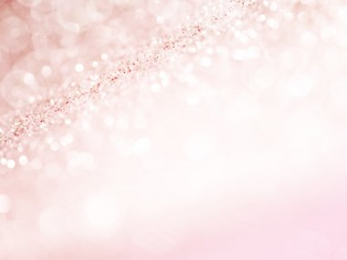 Christmas Glittering background.