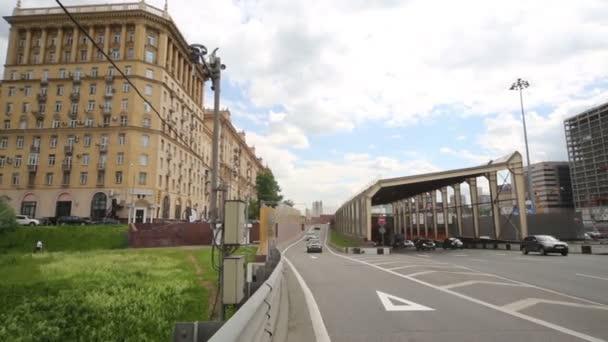 třetí okruh v Moskvě