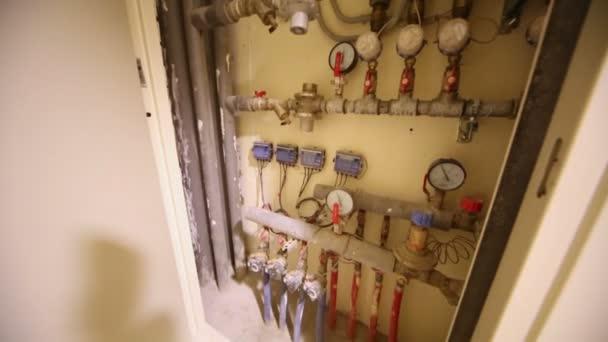 Doboz víz mérő eszközök