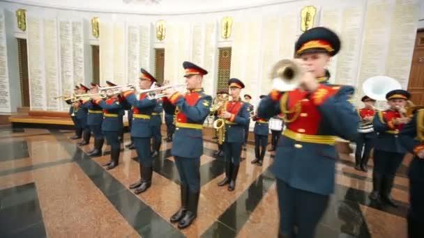 Orchestr na vojenské přísahy