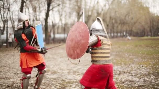 Duell bei Russland-Orda Xi-Xv Jahrhunderte