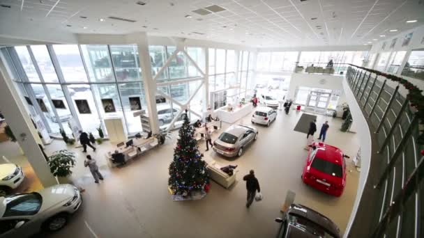 Foyer Volkswagen Varshavka centrum