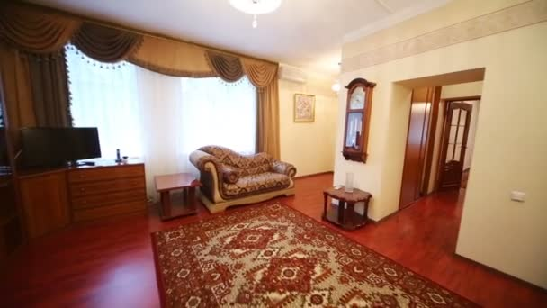 Obývací pokoj s měkký nábytek