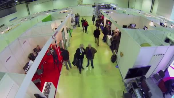 Video zařízení výstava
