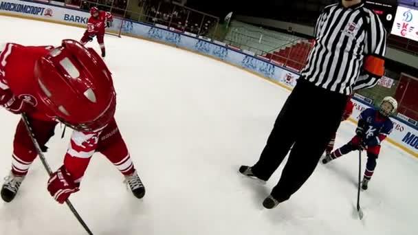 hokejový zápas sezóny zavírání