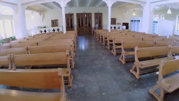 Gang in Halle der Evangelisch-Lutherische Kathedrale