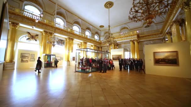 Armorial hall of the Winter Palace