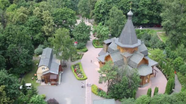 Kostel svatého Mikuláše ve slaměném domě, Moskva, Rusko