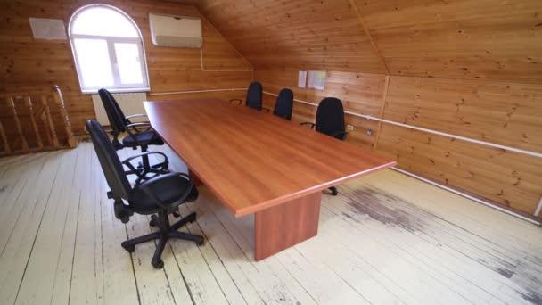 komfortní zasedací místnost