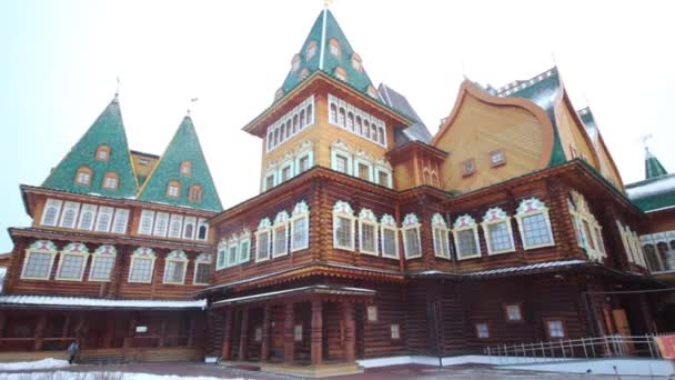 palác cara Alexej Michajlovič
