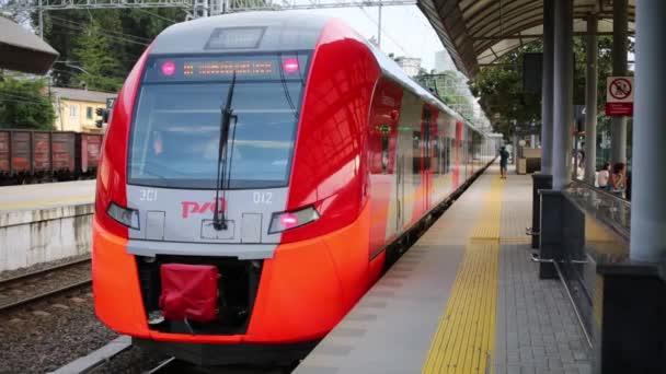 Vysokorychlostní vlak Lastochka
