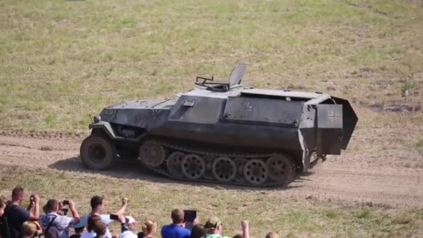 German armored personnel carrier OT-810
