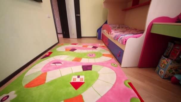 Interieur van moderne kinderkamer u2014 stockvideo © paha l #124376702