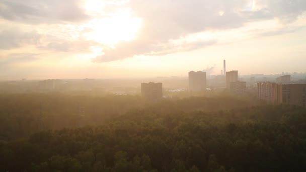panoramatický pohled na panoráma