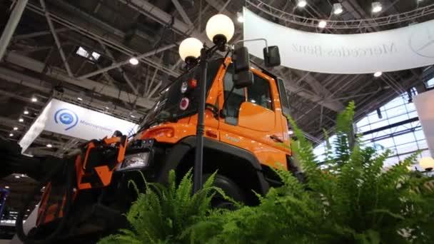 Langlauf-LKW Unimog U400