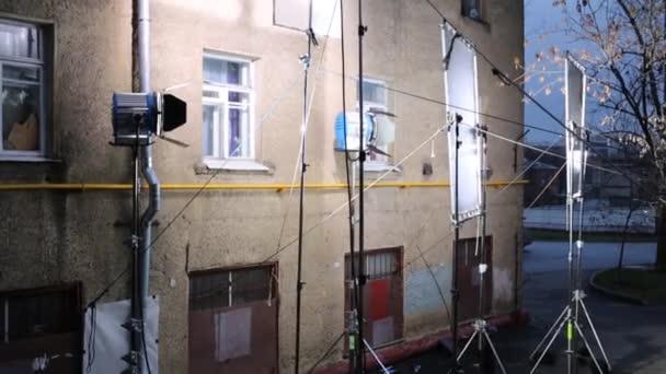 Lighting equipment for shooting