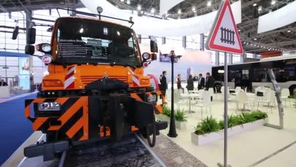 Truck Unimog U400 (Mercedes Benz)