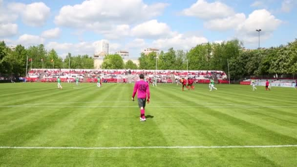 Goalkeeper at match Senegal - Russia