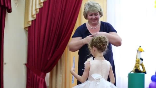 awards ceremony at children festival