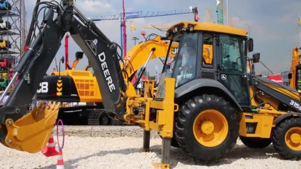 Exhibition of Construction equipment and technologies