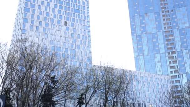 Appartementhäuser auf Mosfilmovskaya Stree