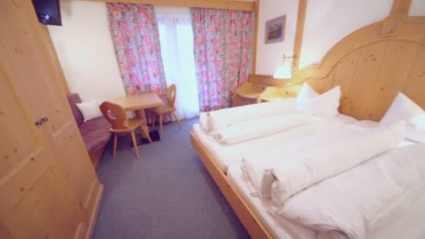 Hotel ložnice s lůžky