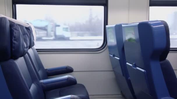 Cestující vlaku vůz