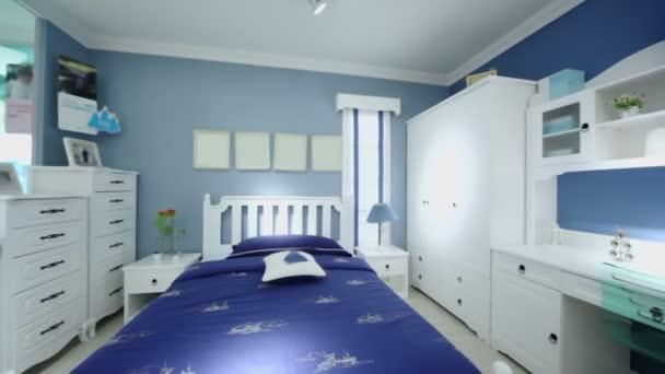 Dětský pokoj v námořnickém stylu