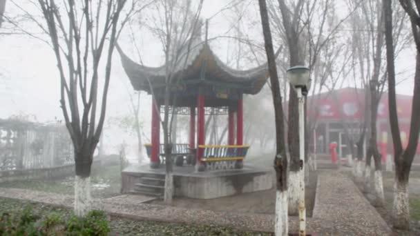 East altán v parku