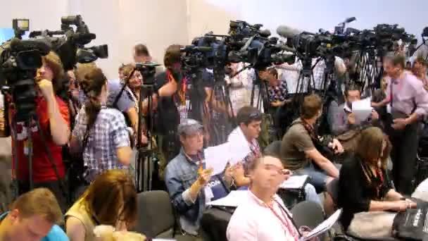Pressekonferenz am Forum Tvm