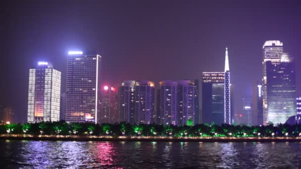 Panorama Night Pearl river