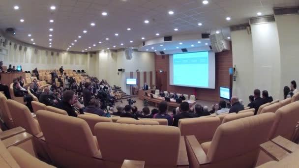Duma-Pressekonferenz