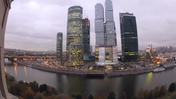 Moskauer Stadtpanorama