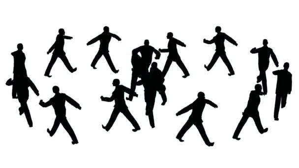 Resultado de imagen de Marchando en un círculo