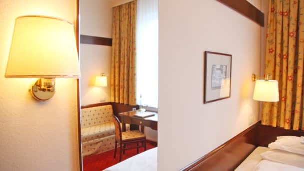 Világos, modern szálloda szoba