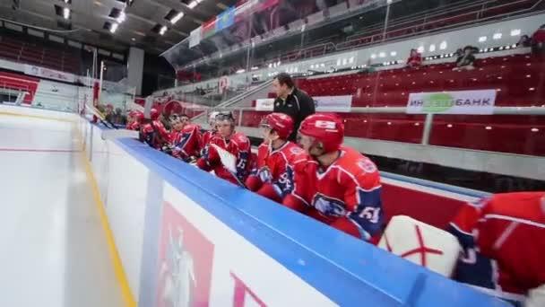 Piros egységes jégkorong-válogatott
