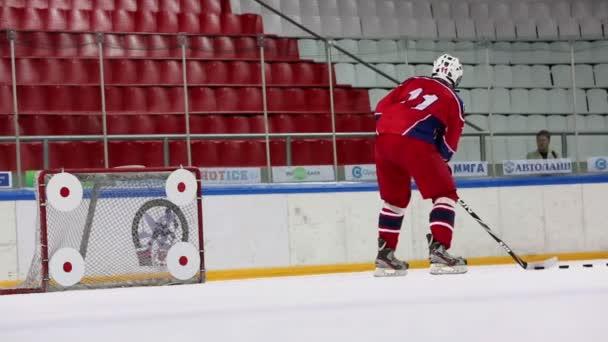 Rozhodčí hodinky hokejista