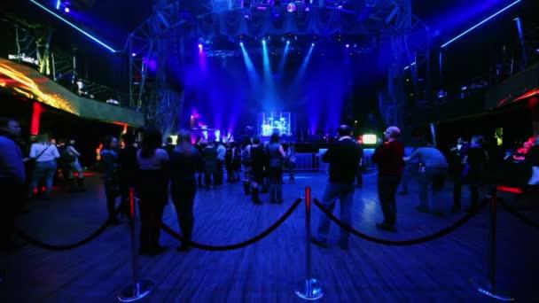People wait for concert of Emin Agalarov